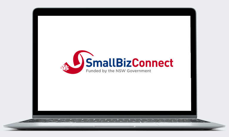Small Biz Connect Logo